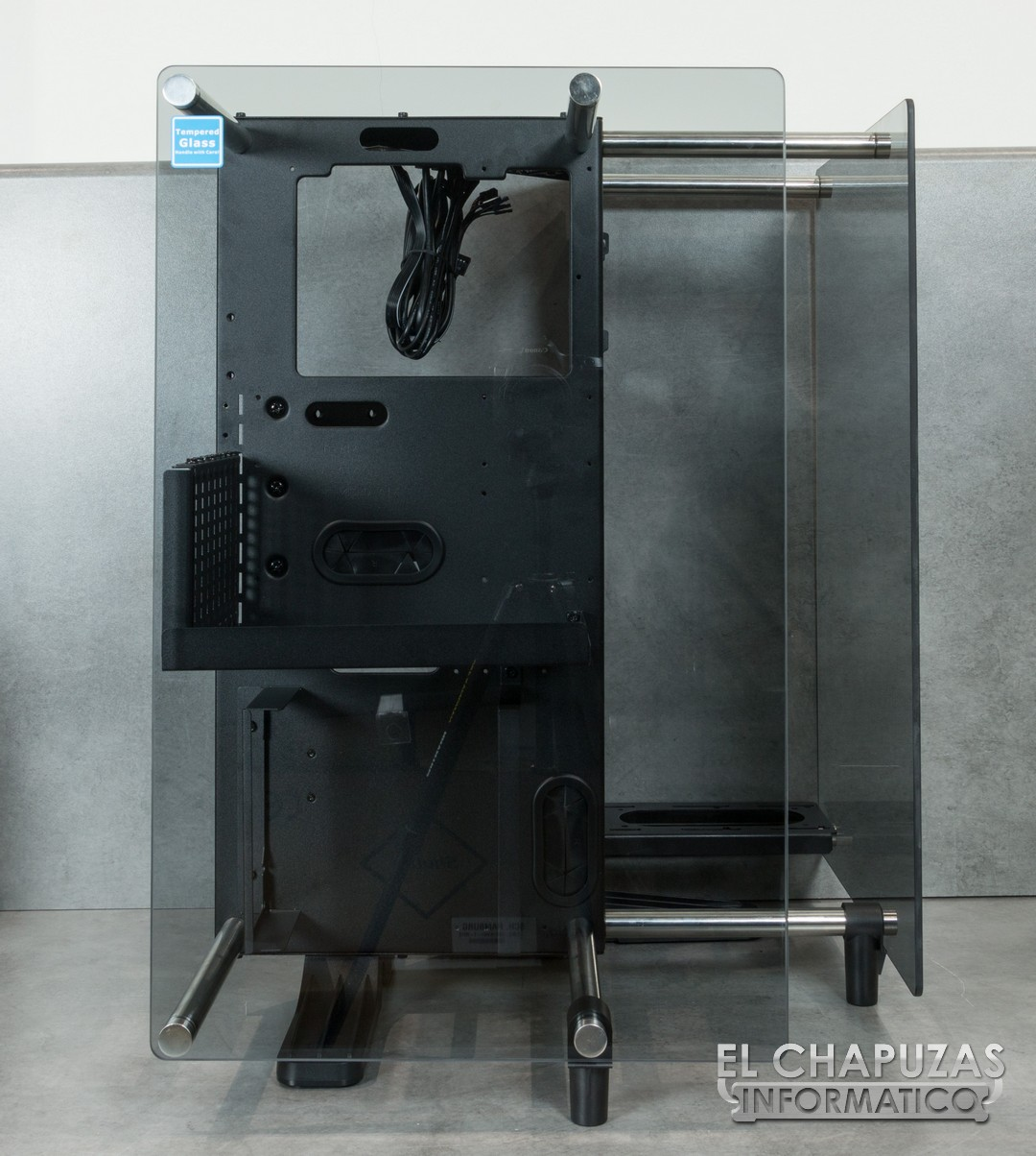 Review Thermaltake Core P90 Tg Edition Elosion Tempered Glass Galera Imgenes Oficiales