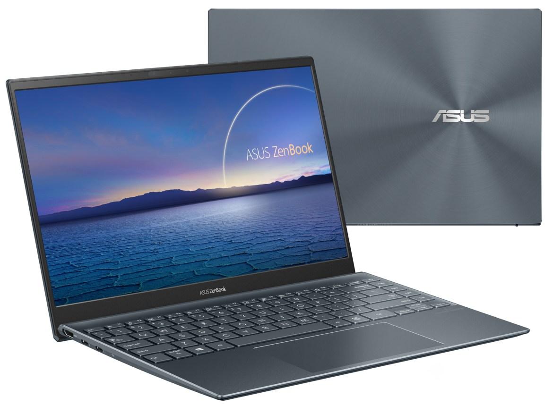 """Asus ZenBook 14 (UX425): Ultrabook de 14"""" con CPU Intel Tiger Lake y hasta 22H de autonomía"""