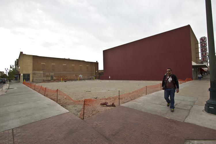 River Oaks vacant lot