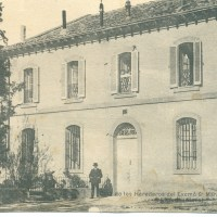 Casa utilizada por la familia del Marqués de Riscal en la Bodega de Elciego