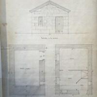 1869.-LA CASETA DEL PONTAZGO DE ELCIEGO