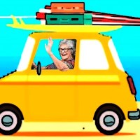 80 años no son nada: Sara se va a recorrer sudamérica en su casa rodante
