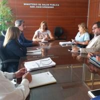 Gattoni consideró cerradas las paritarias y los médicos por decreto tendrán el 17%