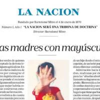 Fuerte repudio a un editorial de La Nación