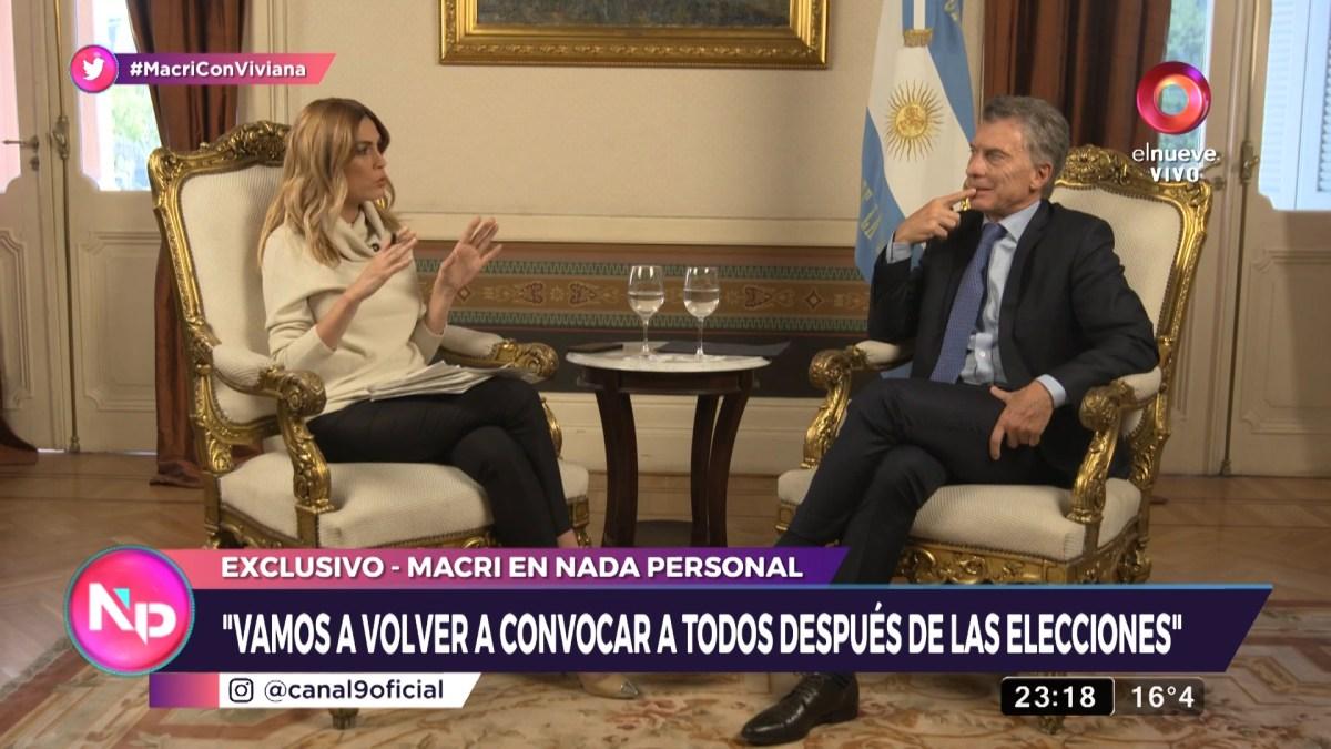 """Macri: """"Me angustia que haya chicos que no tienen para comer pero antes convivían con la mierda"""""""