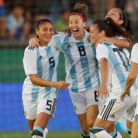 Vamos las pibas: hoy debuta la Selección de Fútbol femenina