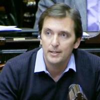 Eduardo Cáceres pidió licencia como diputado nacional