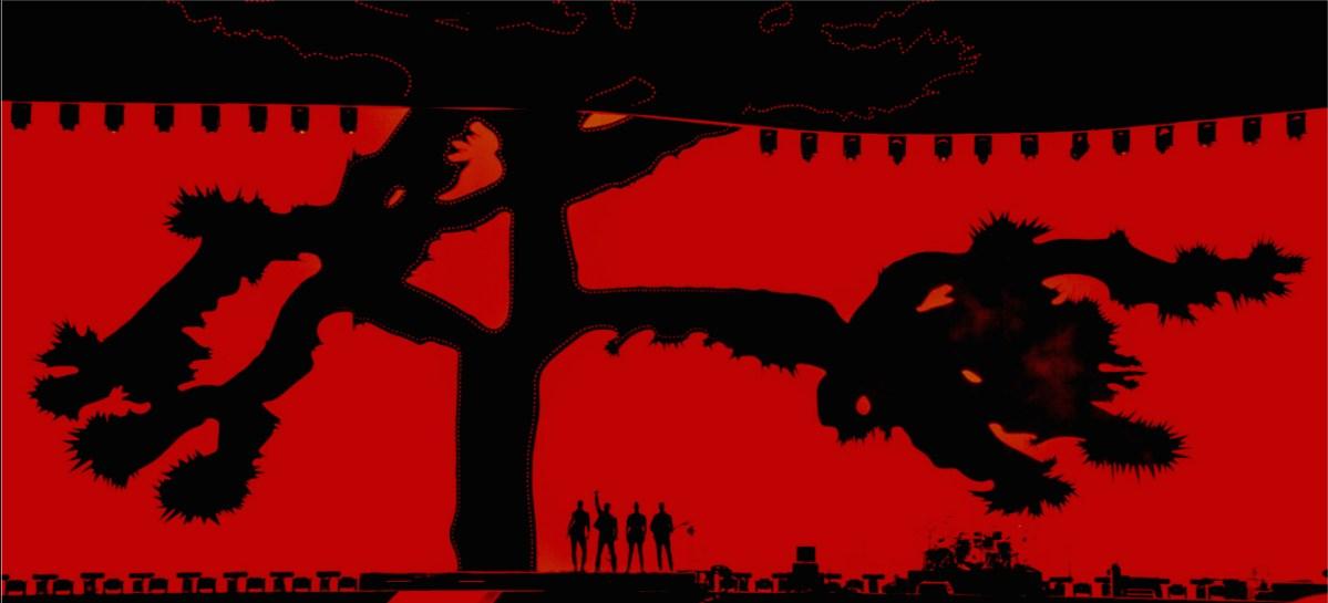 U2, su paso por México con la gira Joshua Tree 30 Aniversario.