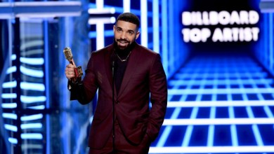 Photo of Drake rompe récord en los Billboard Music Awards