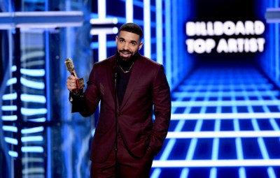 Drake rompe récord en los Billboard Music Awards