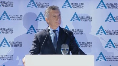 Photo of Macri: «Como presidente mi foco es reducir la vulnerabilidad»
