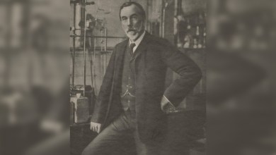 Photo of Sir William Ramsay, el padre de los gases nobles