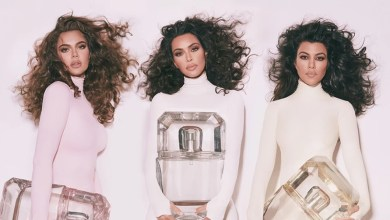 Photo of Kim Kardashian recluta a sus hermanas Khloé y Kourtney para promocionar nuevas fragancias