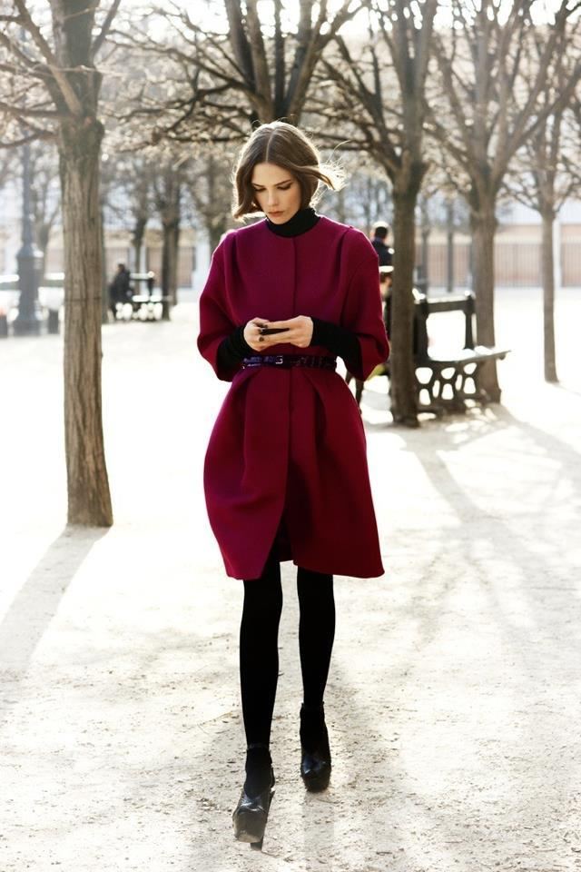 """30741f417 """"Lo elegante es lo que uno lleva. Lo que no es elegante es lo  fotos_de_street_style_en_paris_fashion_week_836253002_800x1200 ..."""