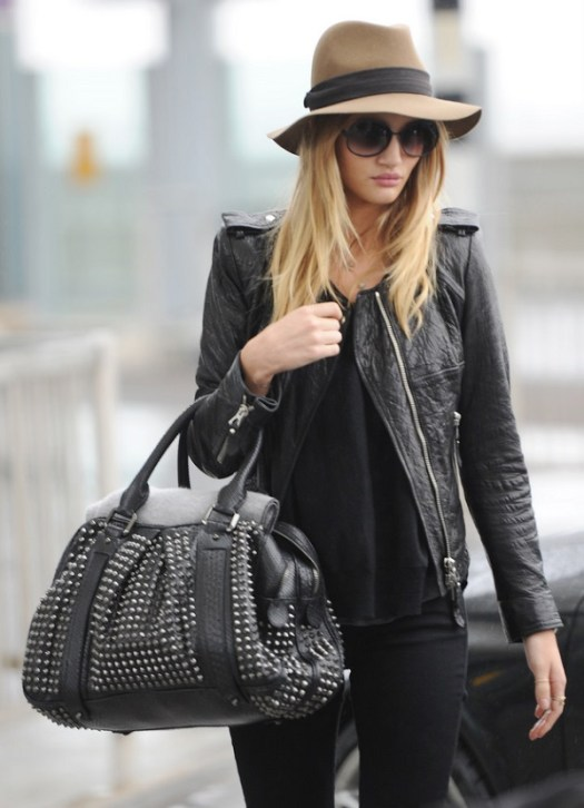 la modella mafia Rosie Huntington-Whiteley model style 0