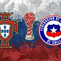 Confederaciones: Portugal vs Chile