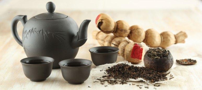Chá Puerh
