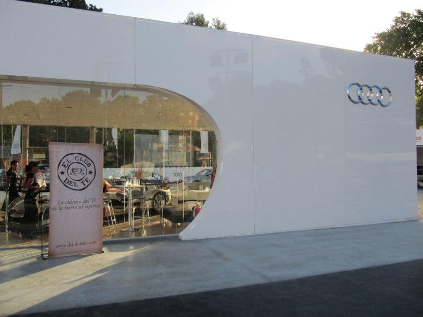 Eventos corporativos empresariales - Audi