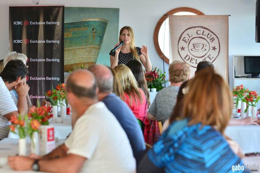 Eventos corporativos empresariales - Sobre el Club del té
