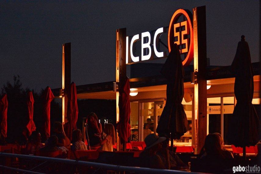 Eventos corporativos empresariales - ICBC