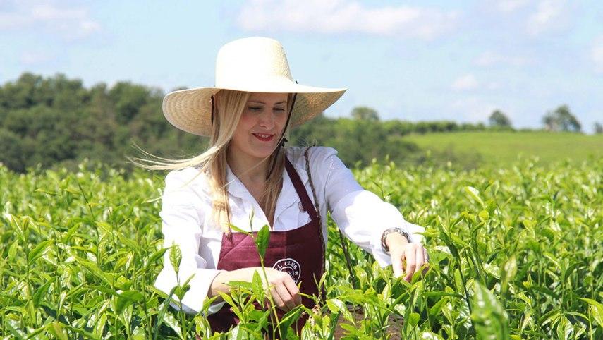 Tea Master Victoria Bisogno