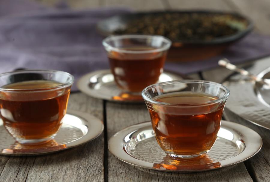 el te negro sirve para el estres
