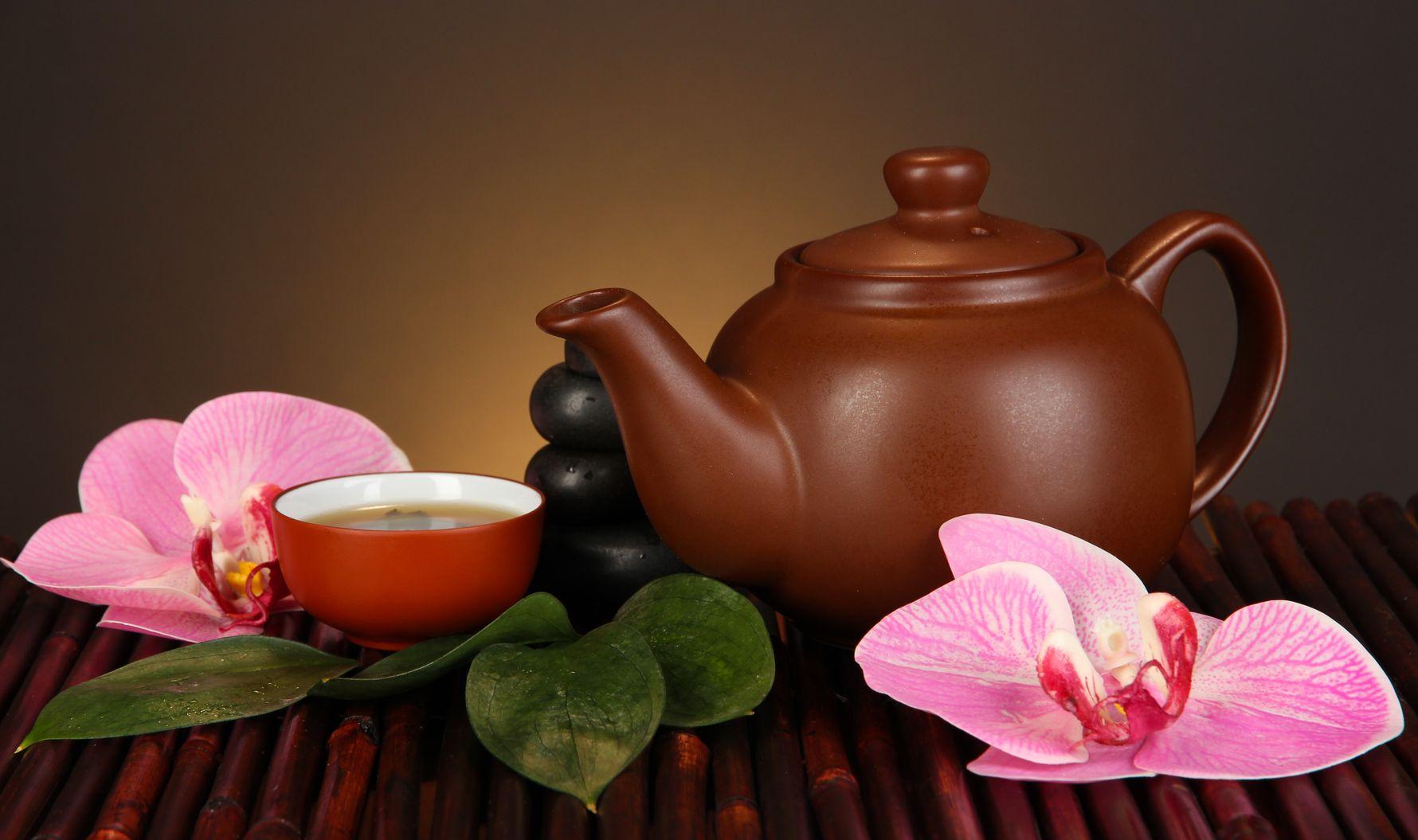 El arte del te -Descubriendo el mundo del té