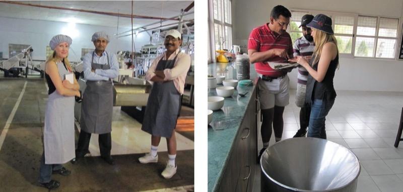 Fabricas en la Ruta del Té: Viaje a la India - Assam