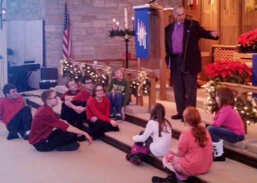 Hans children sermon