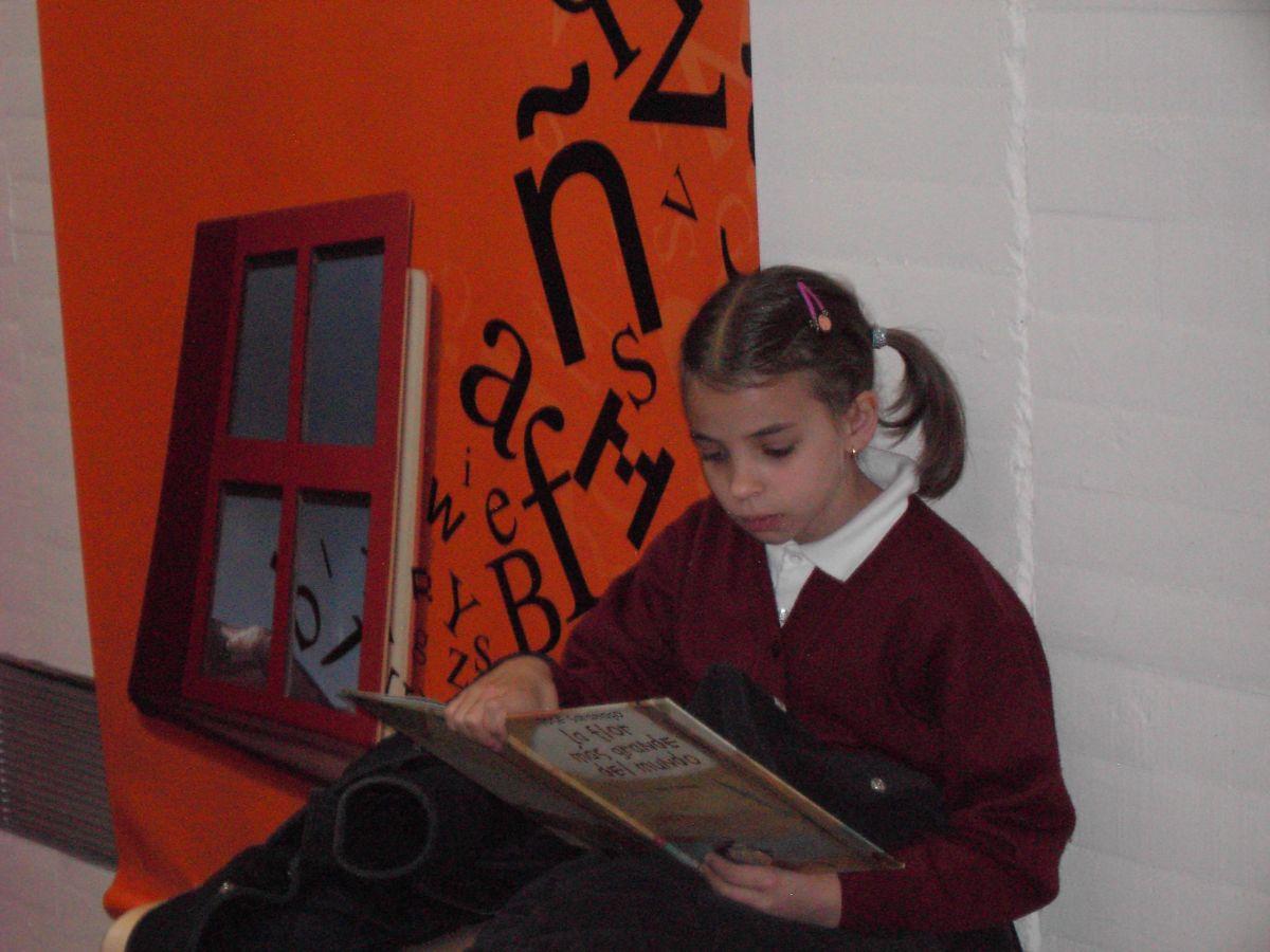 Leer es un proceso