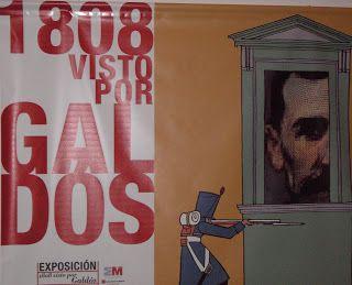 1808 visto por Galdós