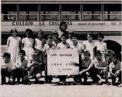 Promoción del Colegio Concordia