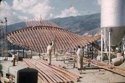 Construcción del Club Tachira