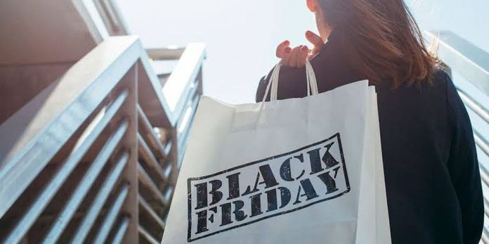 Black Friday this year is later than ever, on November 29. (Photo: South area)