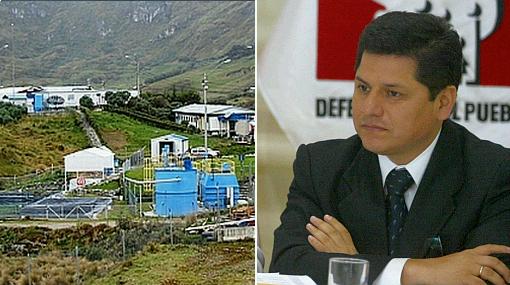 Defensoría del Pueblo, Cajamarca, Eduardo Vega, Minas Conga