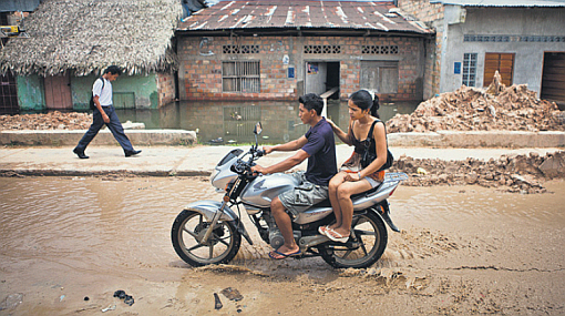 Loreto, Iquitos, Senamhi, Lluvias, Río Amazonas