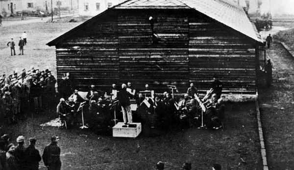 Auschwitz, Música, Nazismo, Alemania, Campos de concentración