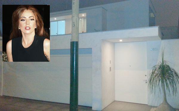 Lady Gaga estaría hospedada en una casa en San Isidro