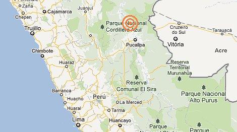 Terremoto de 7 grados en la selva remece todo el Perú