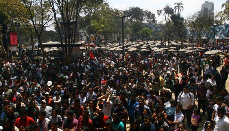 Fotos: Así se vive el último día de Mistura 2011