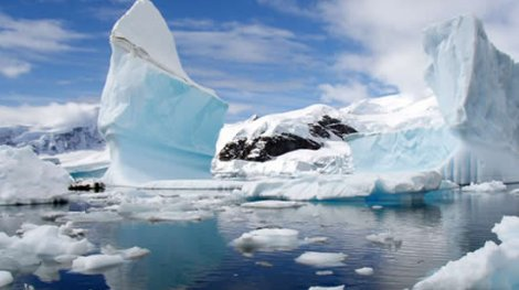 El misterio de la montaña oculta bajo la Antártida