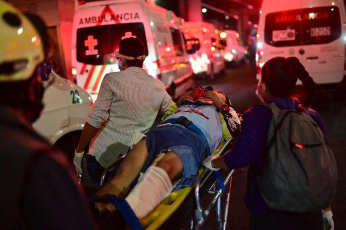 México EN VIVO: Colapsa estructura de la Línea 12 del Metro de CDMX en la  estación Olivos, hay al menos 15 muertos y 70 heridos | Tláhuac | VIDEOS Y  FOTOS | MUNDO | EL COMERCIO PERÚ