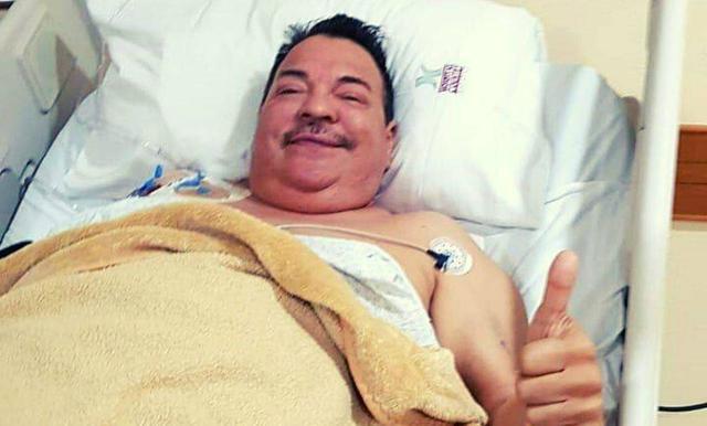 Julio Preciado has been positive in all this disease process (Photo: Instagram)