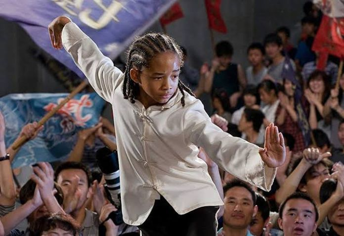 The remake of the Karate Kids was very successful for the career of Jaden Smith (Photo: Columbia Pictures)