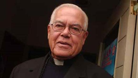 Monseñor Luis Bambarén fue internado en clínica de Lima por COVID-19  coronavirus nndc | LIMA | EL COMERCIO PERÚ