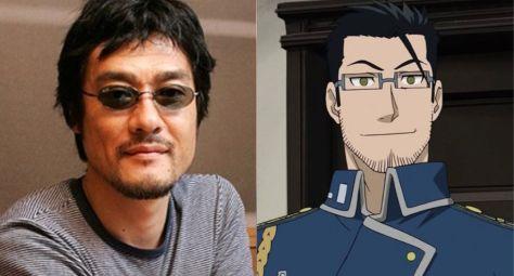 """Keiji Fujiwara, la voz de 'Maes Hughes' en """"Fullmetal Alchemist"""" y ..."""