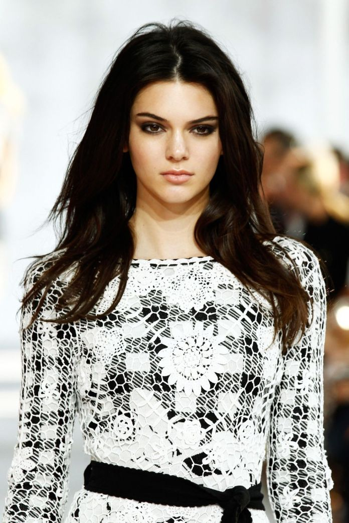 Kendall Jenner has currently 24 years old. (AFP)