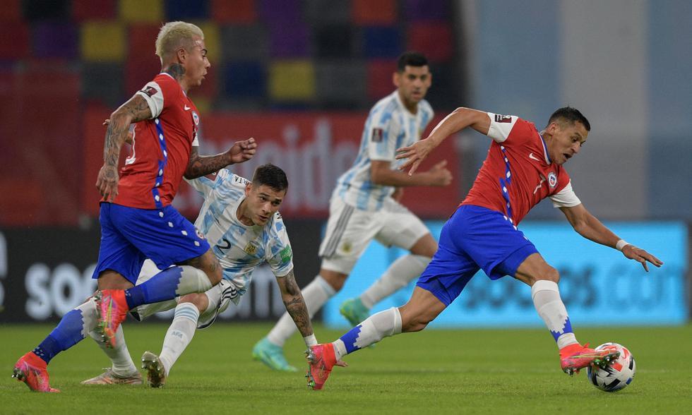 TV Pública EN VIVO: Argentina - Chile GRATIS ONLINE, Eliminatorias en directo rumbo a Qatar 2022   A qué hora juega Argentina vs Chile   Fútbol en vivo   Programación   TV