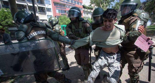 AFP / CLAUDIO REYES