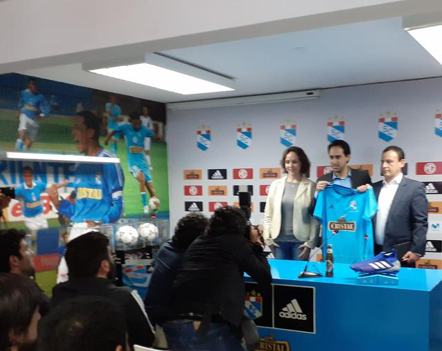 Innova Sports took over the reins of Sporting Cristal in September last year.